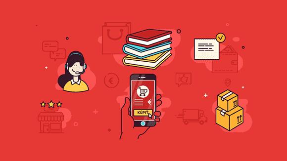 Test e-shopov (knihy): Sú veľkí predajcovia inšpiratívni?