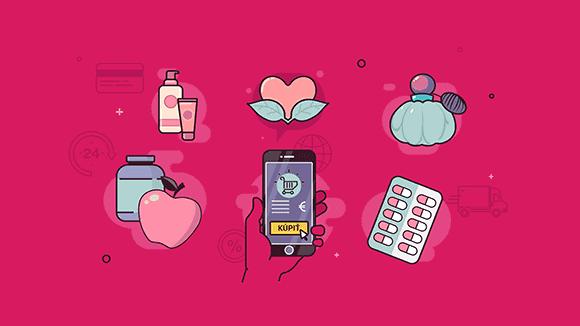 Test e-shopov (kozmetika a zdravie): Zvládajú e-commerce?