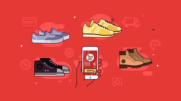 Test e-shopov (obuv): Je v obchodoch radosť nakupovať?