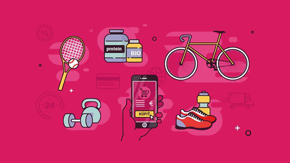 Test e-shopov (športové potreby): Máme kvalitných lídrov?
